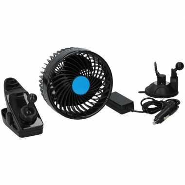 Auto ventilator met zuignap 24v